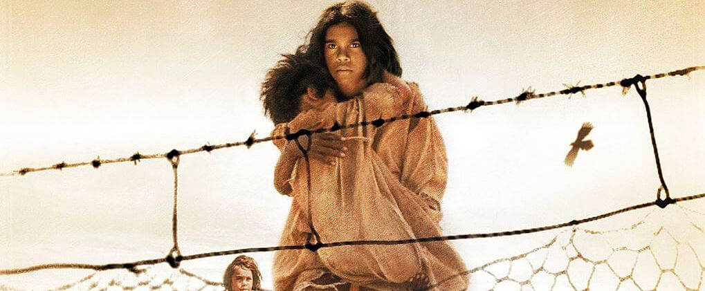 an analysis of the bias in phillip noyces film rabbit proof fence