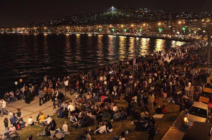 İzmir'de Haftasonu Alsancak